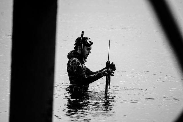 Bien s'équiper pour pratiquer la chasse sous-marine